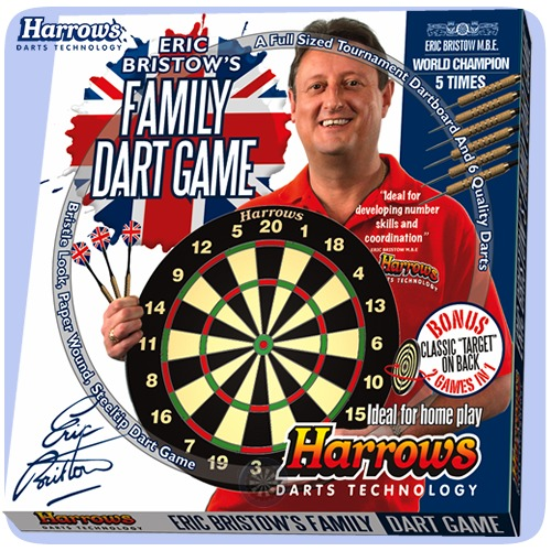 Harrows: Family Dart Set