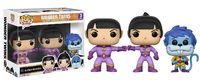 Super Friends - Wonder Twins Pop! Vinyl 3-Pack (LIMIT - ONE PER CUSTOMER)