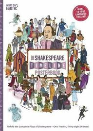 The Shakespeare Timeline Posterbook by Christopher Lloyd
