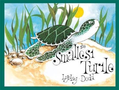 The Smallest Turtle by Lynley Dodd image