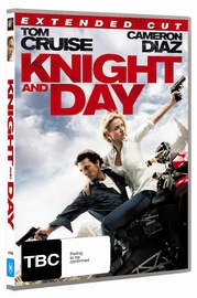 Knight and Day on DVD