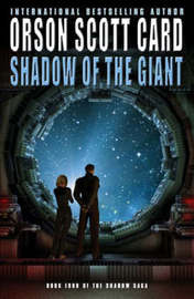 Shadow Of The Giant by Orson Scott Card image