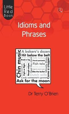 Idioma and Phrases by Terry O'Brien image