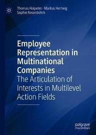 Employee Representation in Multinational Companies by Thomas Haipeter