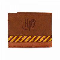 Harry Potter - Hogwarts Metal Crest Wallet image