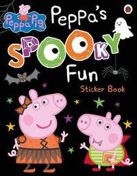 Peppa Pig: Peppa's Spooky Fun Sticker Book by Peppa Pig image