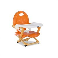 Chicco: Pocket Snack Booster Seat - Orange