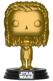 Star Wars - Princess Leia (Gold Chrome) Pop! Vinyl Figure image