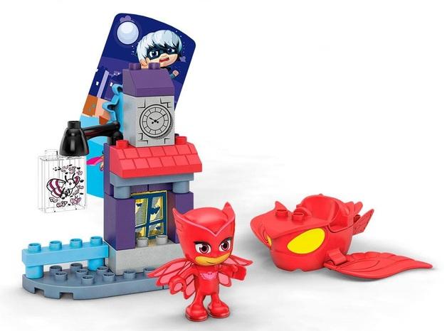 Mega Construx: PJ Masks - Owlette vs. Luna Girl