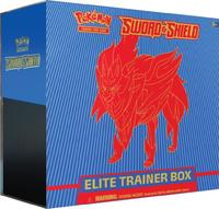 Pokemon TCG: Sword and Shield Trainer Box - Zamazenta image