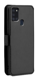 3SIXT NeoWallet 1.0 for Samsung Galaxy A21S - Black