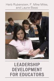 Leadership Development for Educators by Herb Rubenstein image