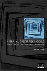 Internal Credit Risk Models by Michael K. Ong image
