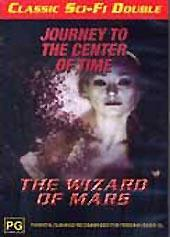 Journey To The Center Of Time / The Wizard Of Mars on DVD