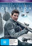 Oblivion on DVD