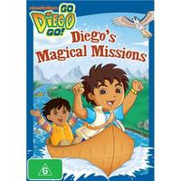 Go Diego Go: Diego's Magical Missions on DVD
