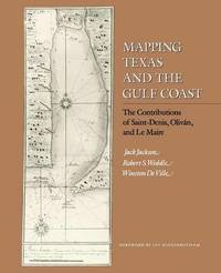 Mapping Texas and the Gulf Coast by Jack Jackson