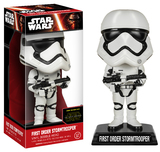 Star Wars: First Order Stormtrooper Wacky Wobbler Bobble Head