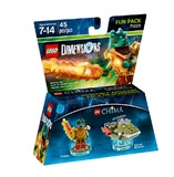LEGO Dimensions Fun Pack - Chima - Cragger (All Formats) for