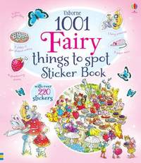1001 Fairy Things to Spot Sticker Book by Gillian Doherty