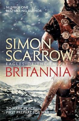 Britannia by Simon Scarrow image