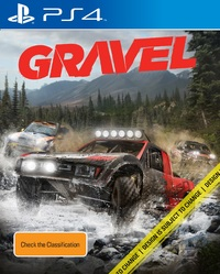 Gravel for PS4