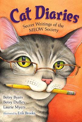 Cat Diaries by Betsy Cromer Byars