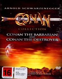 Conan Collection on DVD image