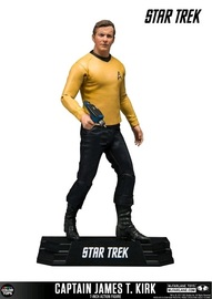 "Star Trek: Captain James T Kirk - 7"" Figure"
