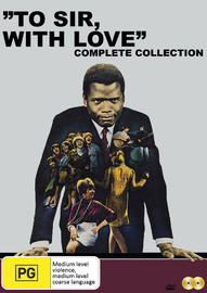 To Sir With Love - Complete Collection (I & II) on DVD