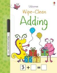 Wipe-Clean Adding by Jessica Greenwell image