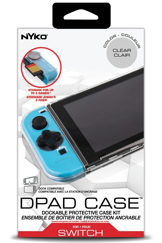 Nyko Switch D-Pad Case for Switch