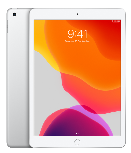 Apple 10.2-inch iPad (2019) - WiFi 32GB - Silver