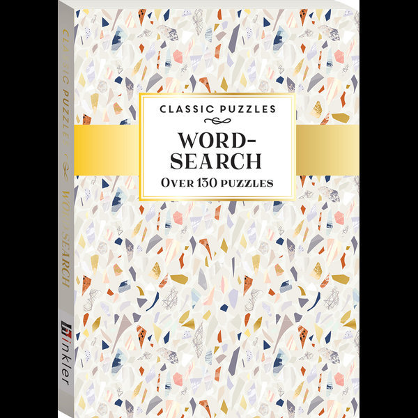 Classic Puzzles: Wordsearch 3