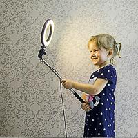 Ape Basics: 3-in-1 LED Selfie Ring Light image