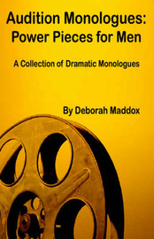 Audition Monologues by Deborah Maddox image
