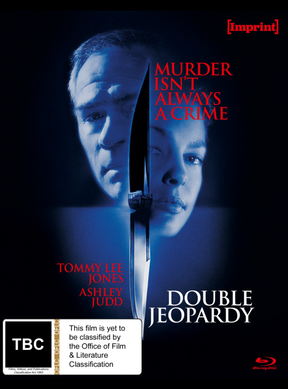 Double Jeopardy (Imprint Collection #66) on Blu-ray