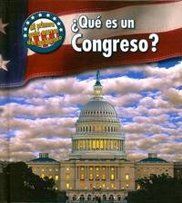 Que Es un Congreso? by Nancy Harris image
