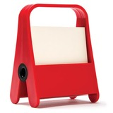 A-Clip Memo Holder - Red