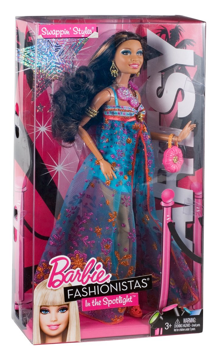 Barbie Fashionistas In The Spotlight - Artsy image