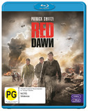 Red Dawn on Blu-ray
