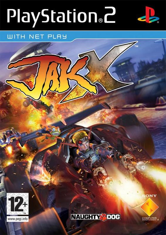 Jak X: Combat Racing for PlayStation 2