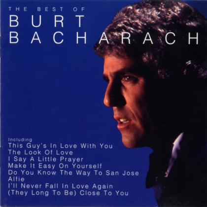 The Very Best Of Burt Bacharach by Burt Bacharach image