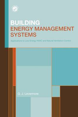 Building Energy Management Systems by Geoff Levermore image
