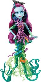 Monster High: Glowsome Ghoulfish - Posea Reef Doll