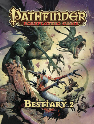 Pathfinder Roleplaying Game: Bestiary 2 image