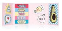 Vibe Squad Mini Sticky Notes Booklet
