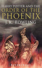 Harry Potter and the Order of the Phoenix (Adult Ed.) by J.K. Rowling image