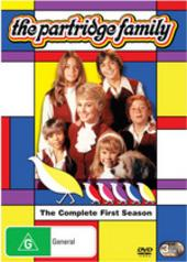 Partridge Family, The - Complete Season 1 (3 Disc Set) on DVD