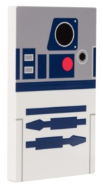 Tribe: 4000Mah Power Bank - R2-D2